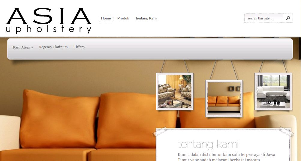 Asia Upholstery